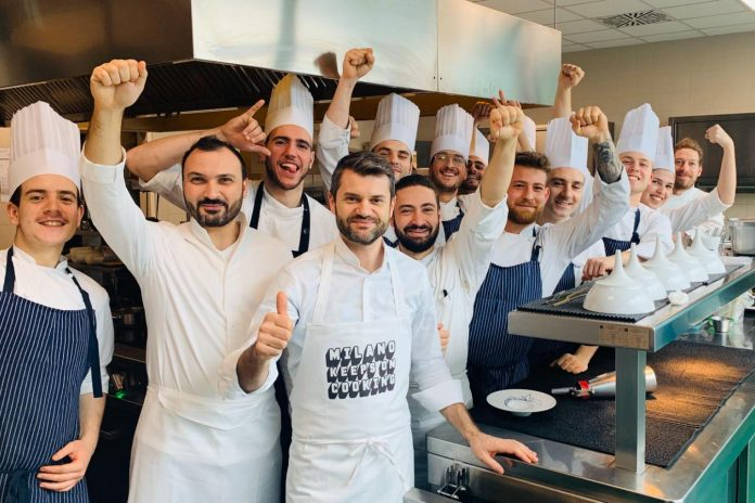 Milán Milano Keeps on Cooking