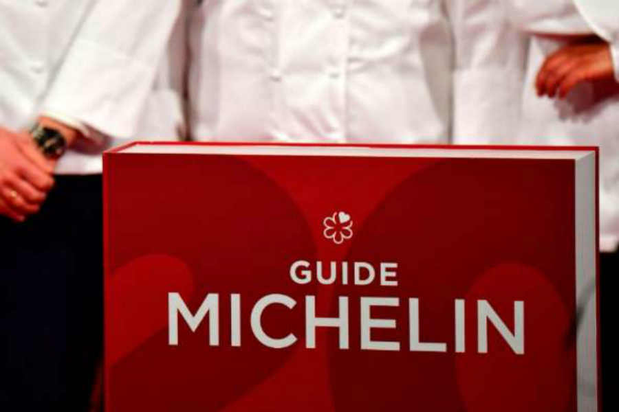 Gwendal Poullennec Guía Michelin