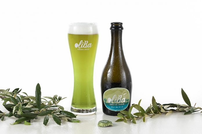 Oliba Green Beer