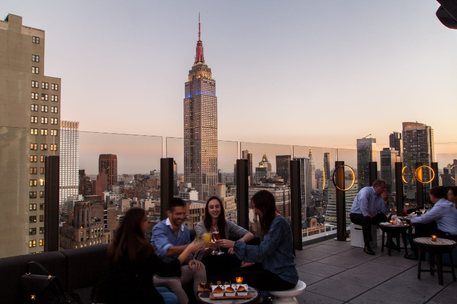 Bares rooftop