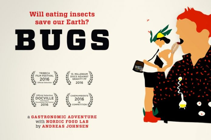 Bichos a la carta Documental Bugs
