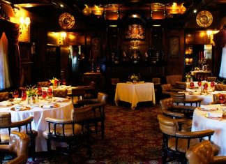 El restaurante Sir Winston Churchill´s comparte su legadoEl restaurante Sir Winston Churchill´s comparte su legado