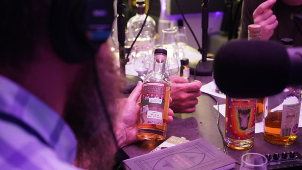 Uncorked Whisky Sessions podcast