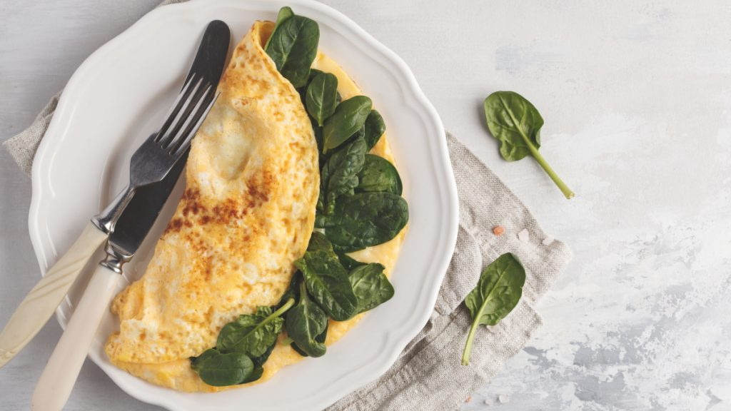 ChefSteps Omelette Perfecto