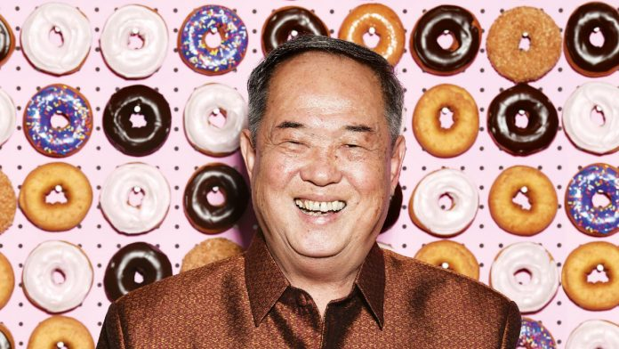 The Donut King Ted Ngoy