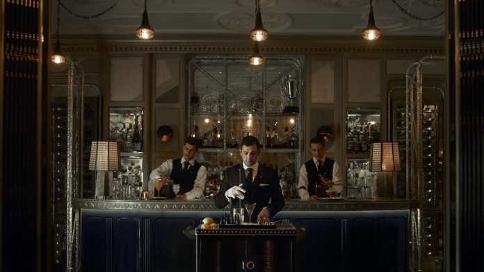Connaught Bar The World´s 50 Best Bars 2020