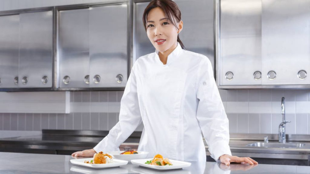 Chef DeAille Tam / Asia's 50 Best Restaurants 2021