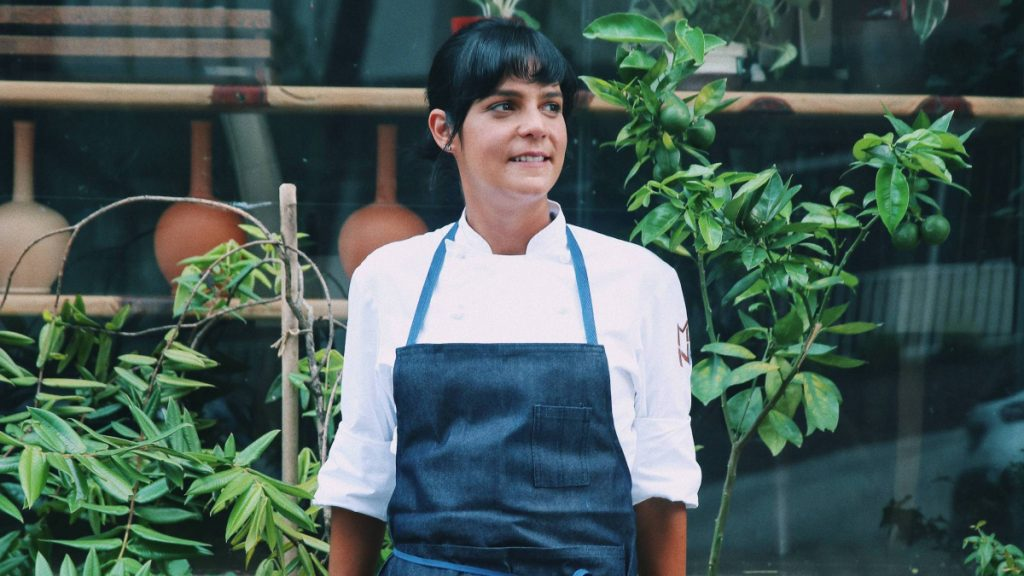 Chef Manoella Buffara / S. pellegrino young Chef 2021