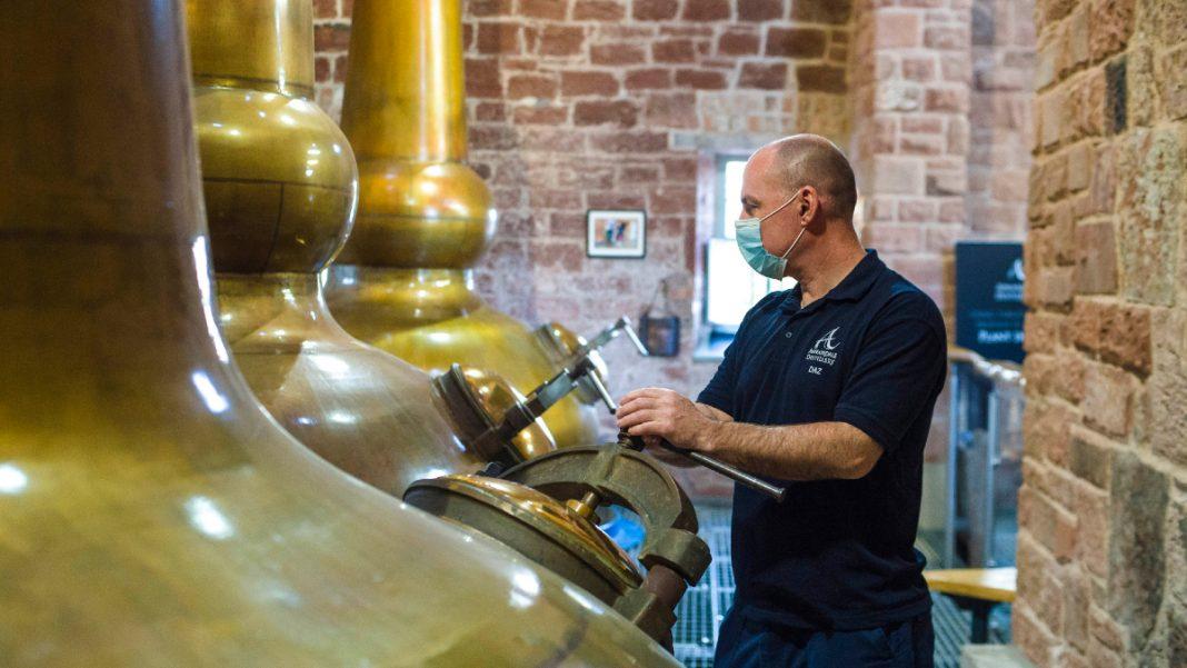 Annandale Distillery / Maestro Destilador