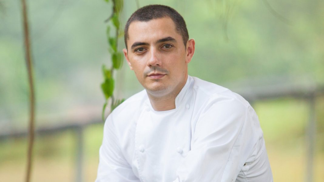 Chef Julien Royer / Concurso Young Chef 2021